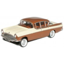 Regency Cream Brown Cresta 1:76 Diecast