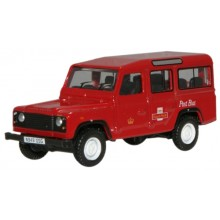 Royal Mail Land Rover Defender Scale 1/76 Diecast