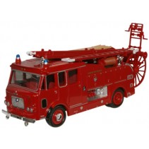 London Fire Brigade Dennis F106 Side Pump Diecast1/76