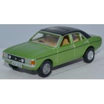 Ford Consul Granada Onyx Green 1/76 Oxford Diecast