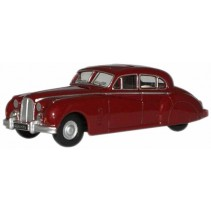 Claret Metallic (Queen Mother) Diecast 1:76