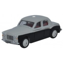 Oxford Rover P4 Smoke Grey/Black 1/76