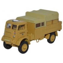 Oxford Diecast Bedford QLB 42 LAA Regiment 1/76
