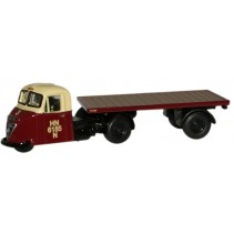 British Railways Scammell Scarab Flat Scale 1/76 Diecast