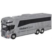 Eddie Stobart Scania Horsebox Diecast 1/76