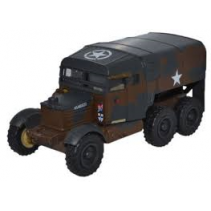 Oxford Diecast Scammell Pioneer Artillery Tractor 51 Heavy Reg. C Troop 1/76