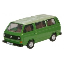 Lime Green Saima Green VW T25 Bus Scale 1/76 Diecast
