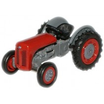 Red Ferguson TEA Tractor Scale 1/76 Diecast