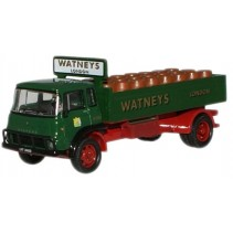 Watneys Bedford TK Barrel Truck Scale 1/76 Diecast