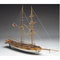 Mantua Model Albatros US Coastguard Clipper 1/40 771