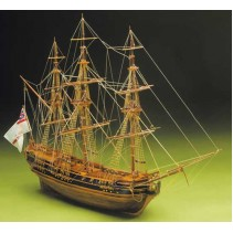 Mantua 792 H.M.S. President English Frigate 1760 1/60