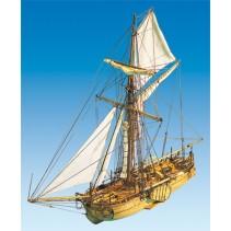 "Mantua Dutch Naval Gunboat ""Cannoniera Olandese"" 1:43 797"