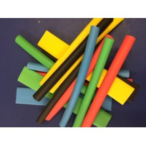Heatshrink 8 and 8mmx100mm Multi Colour