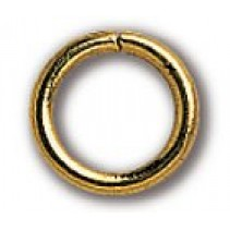 Constructo Brass Rings 5mm (30) 80067