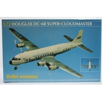 Heller Humbrol Douglas DC-6B Super-Cloudmaster 1/72 80315