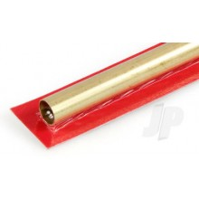 K&S 8138 15/32 x .014 Round Brass Tube (1)