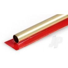 8140 17/32 x .014 Round Brass Tube (1)