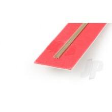 K&S 8159 .020 Solid Brass Rod (5)