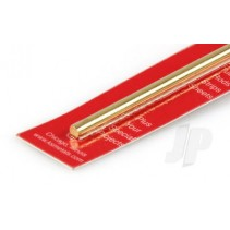 "8166 Solid Brass Rod 3/16"" (4.76mm) (1)"