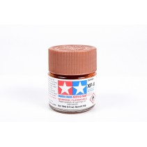 Tamiya XF-6 Copper Acrylic Paint Mini 10ml