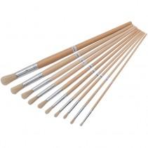 Draper Artist Paint Brush Set 82523