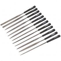Draper Needle File Set 12 82640