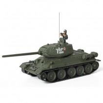 Russian T-34/85 Tank 1/72