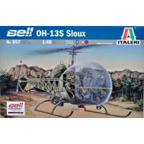 Italeri 857 Bell OH-13S Sioux