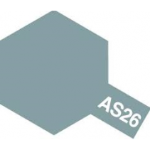 Tamiya 86512 AS-12 Bare Metal Silver