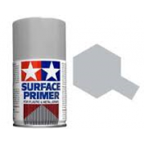 Tamiya 87026 Surface Primer for Plastic/Metal Gray