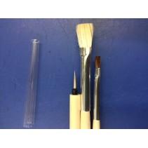 Tamiya Modelling Basic Brush Set 87066