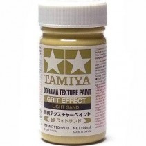 Tamiya Texture Paint Pavement Light Sand Grit Effect 87110