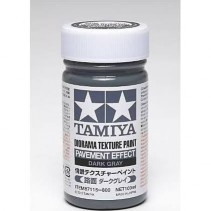 Tamiya Texture Paint Pavement Effect Dark Gray 87115