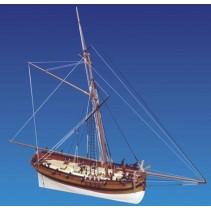 Caldercraft HM Cutter Sherbourne 1763 1/64 C9010