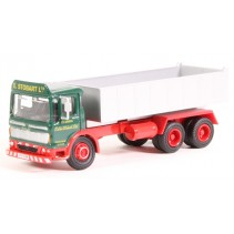 Atlas Editions 9104 1/76 AEC Ergomatic 6 Wheel Tipper Stobart Diecast