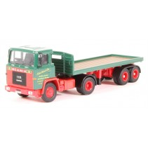 ATLAS EDITIONS 9109 1/76 Scania 110 Day Cab Flat/Tipper Stobart Diecast