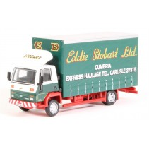 ATLAS EDITIONS 9116 1/76 Ford Cargo Curtainside Lorry Stobart Diecast