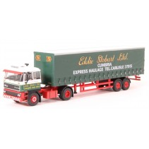 ATLAS EDITIONS 9127 1/76 DAF 2800 Curtainside Stobart Diecast