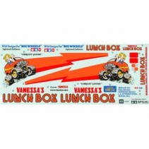 Tamiya Lunch Box Sticker Set 9495470
