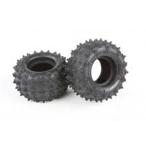 Tamiya Rear Tyres for Frog - 9805034