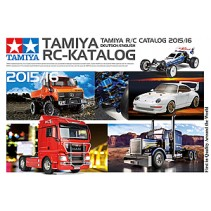 Tamiya RC Catalogue 2015/16 992015