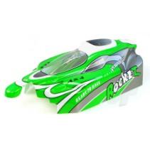 Haiboxing 9940430 B003 Off Road Buggy Body Rocket Green