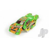 Haiboxing 9941136 3328-B003 Truggy Body Green
