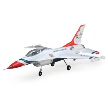 E-FLITE F-16 THUNDERBIRDS 70MM EDF JET PNP A-EFL7875