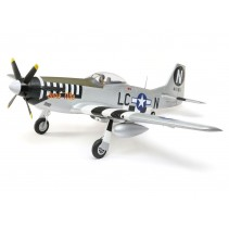 A-EFL8950 P-51D Mustang 1.2m BNF Basic w/AS3X and SS EFL8950