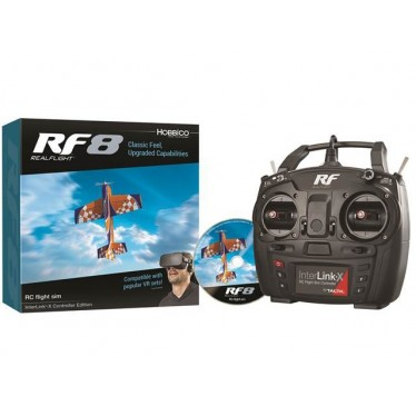 RealFlight 8 with Interlink-X Controller A-GPMZ4550