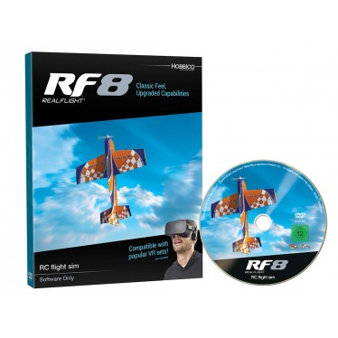 Realflight 8 Software Only A-GPMZ4558