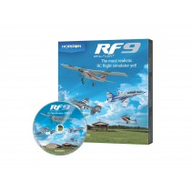 Realflight RF9 Software Only Simulator A-RFL1101