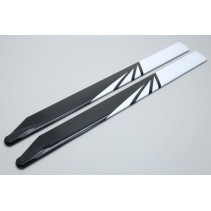 Carbon Main Blades 600mm