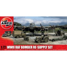 Airfix 05330 WWII Bomber Re-Supply Set 1/72